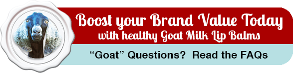 Custom Goat Milk Lip Balm FAQs