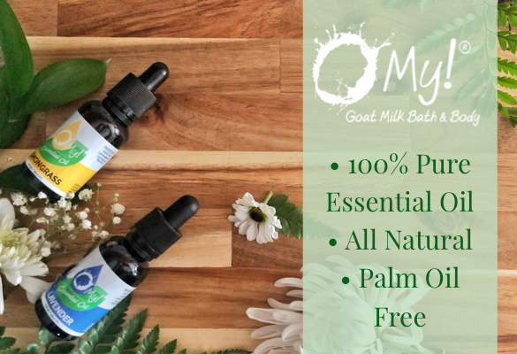 O My! 100% Pure Essential Oils for aromatherapy and healing