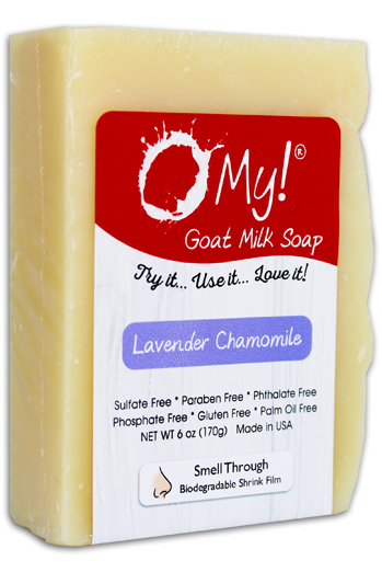 Try it, Use it, Love it is how we come to know and love the natural handcrafted goat milk soaps.  BIG 6oz bar soap and 1.5oz Traveler bar soaps