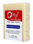 O My! Black Raspberry Vanilla Goat Milk Soap - 6oz