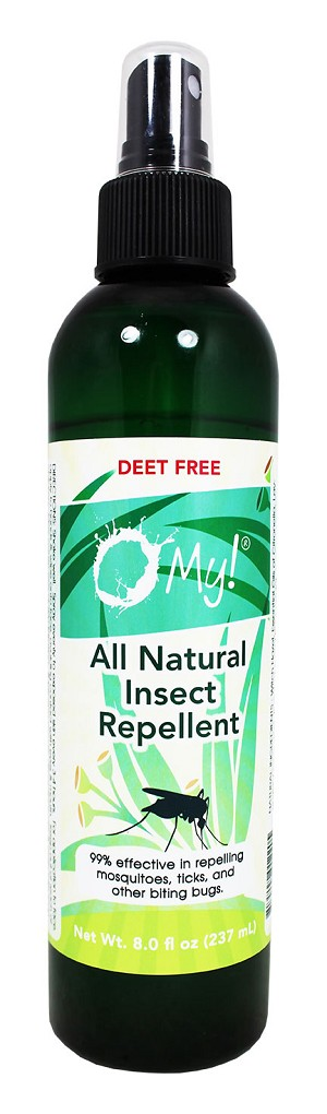 O My! All Natural Insect Repellent - 8oz Family size